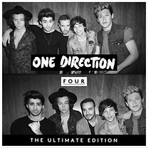 One Direction: FOUR - The Ultimate Edition