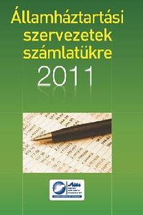 Lilliné Fecz Ildikó: Államháztartási szervezetek számlatükre 2011