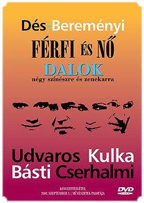 Bereményi Géza, Dés László: Férfi és Nő (DVD)