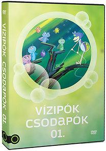 Vízipók csodapók 1. - DVD