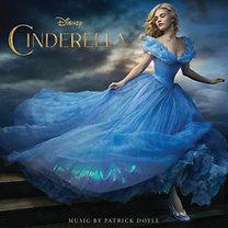 Filmzene: Cinderella - CD