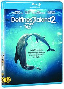 Delfines kaland 2. - Blu-ray