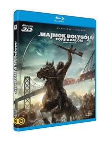 A majmok bolygója - Forradalom - 3D Blu-ray