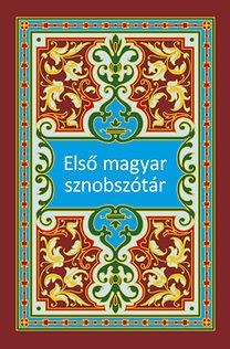Cserháthalápy Halápy Gábor: Első magyar sznobszótár
