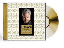 Havasi Balázs: Etudes - Solo piano No. 1-13 - CD