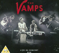 The Vamps: Meet The Vamps Christmas - DVD