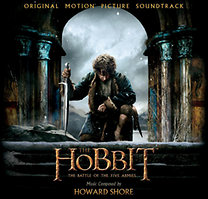 Válogatás: The Hobbit: The battle of the five armies - 2CD