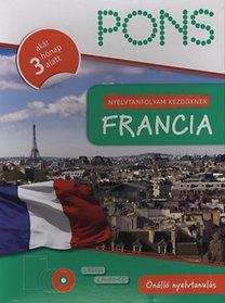 Dr. Pascale Rousseau: PONS - Nyelvtanfolyam kezdőknek - Francia