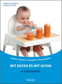 Csörgő Viktória, Ingeborg Hanreich: Mit egyen és mit igyon a csecsemő?