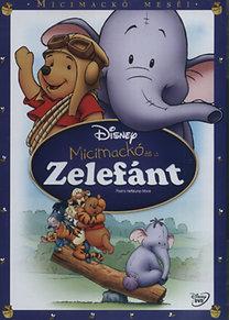 Micimackó és a Zelefánt - DVD