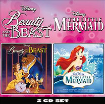 Filmzene: Beauty And The Beast Original Soundtrack / The Little Mermaid Original Soundtrack