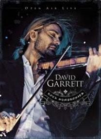 David Garrett: Rock Symphonies - Live On A Summer Night