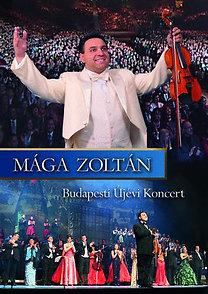 Mága Zoltán: Budapesti Újévi Koncert - DVD