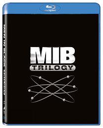 Men In Black - Sötét zsaruk trilógia (Blu-ray)