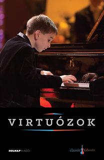 Virtuózok - Boros Mihály - CD-vel