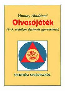 Vannay Aladárné: Olvasójáték