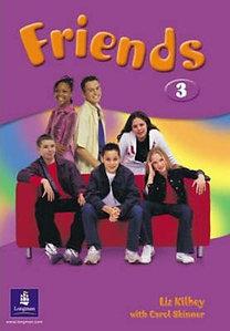 Liz Kilbey, Carol Skinner: Friends 3 SB   LM-1221