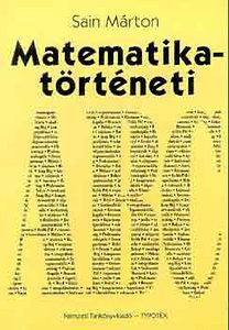 Sain Márton: Matematikatörténeti ABC