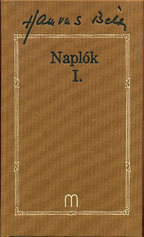 Hamvas Béla: Naplók I-II.
