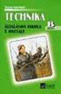 """Pataky M., Hám L., Orkonyi E., Gáspár János: Technika tankönyv az általános iskola 7. osztálya számára """"B"""""""