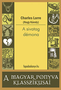 Charles Lorre: A sivatag démona