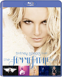 Britney Spears: Britney Spears Live: The Femme Fatale Tour (Blu-ray)