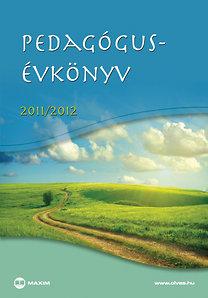 Pedagógusévkönyv 2011/2012