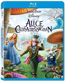 Alice Csodaországban (Tim Burton) (Blu-ray)