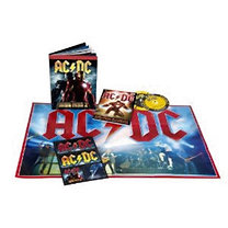 AC/DC: Iron Man 2 (Collector&apos;s Edition) + Comic book, stickers