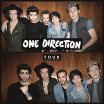 One Direction: FOUR - CD