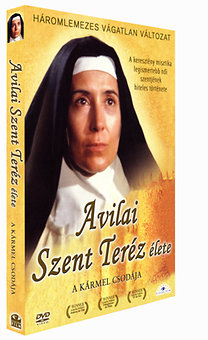 Avilai Szent Teréz élete (3 DVD - A teljes minisorozat)