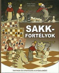 Halász Ferenc, Géczi Zoltán: Sakk fortélyok