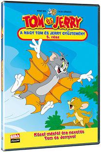Tom és Jerry: A nagy Tom és Jerry gyűjtemény 5.