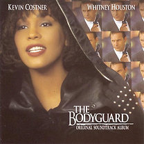 Whitney Houston, Filmzene: The Bodyguard