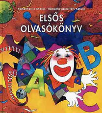 Romankovics András: Elsős olvasókönyv