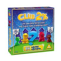 Club 2% - logikai társasjáték
