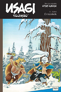 Stan Sakai: Usagi Yojimbo 11. - Évszakok
