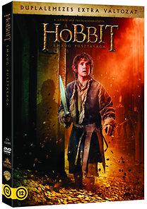 A hobbit: Smaug pusztasága - 2 lemezes változat