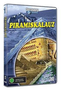 Piramiskalauz - Discovery DVD