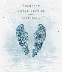 Coldplay: Ghost Stories - Live 2014 - CD+ DVD (brillant boxban)