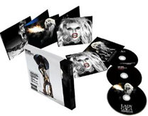 Lady Gaga: Born This Way – The Collection (2CD+DVD)