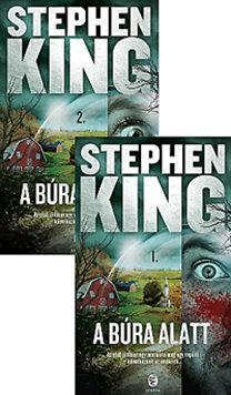 Stephen King: A Búra alatt I-II.