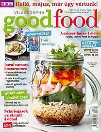 Good Food IV. évfolyam 5. szám - 2015. Május