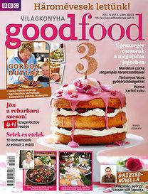 Good Food IV. évfolyam 4. szám - 2015. Április