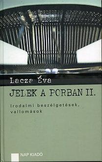 Lacza Éva: Jelek a porban II.