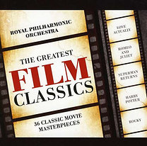 Royal Philharmonic Orchestra: The Greatest Film Classics (EMI Gold)