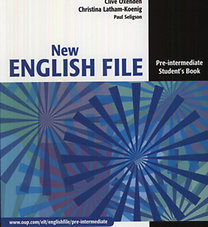 Clive Oxenden, Christina Latham-Koenig: New English File - Pre-Intermediate Student's Book