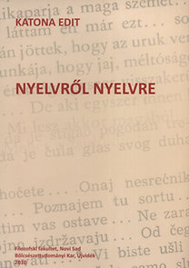 Katona Edit: Nyelvről nyelvre