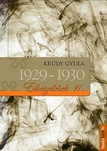 Krúdy Gyula: Krúdy elbeszélések VI. - 1929-1930