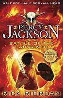 Riordan, Rick: Percy Jackson 04 and the Battle of the Labyrinth